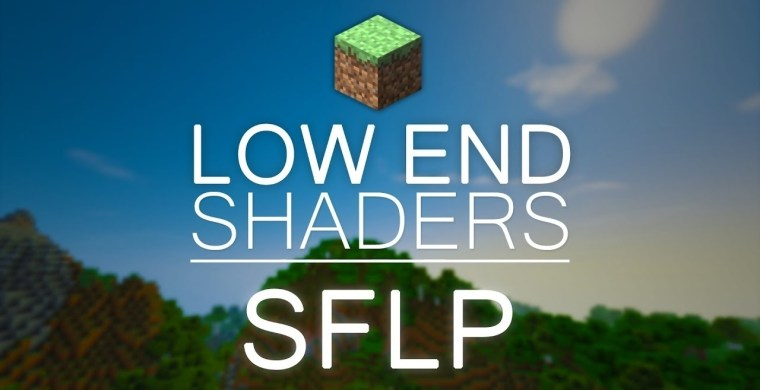 SFLP Shaders for Minecraft 1.12.2/1.11.2
