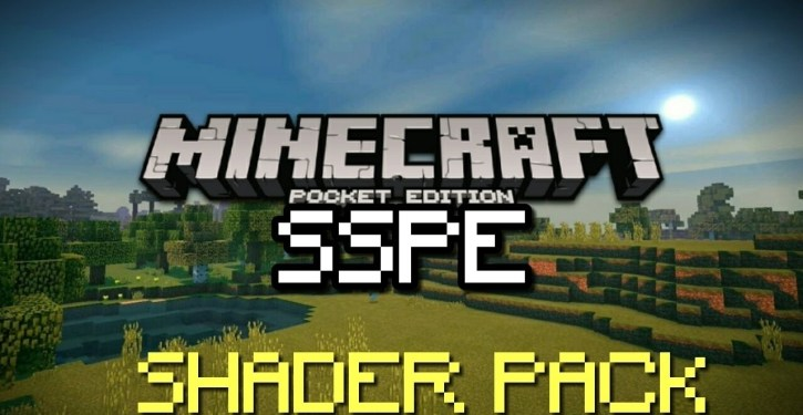 SSPE Lightweight Shader for Minecraft PE | Shaders Mods