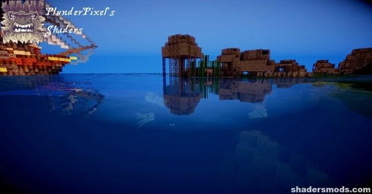 Картинки по запросу Шейдеры PlunderPixel