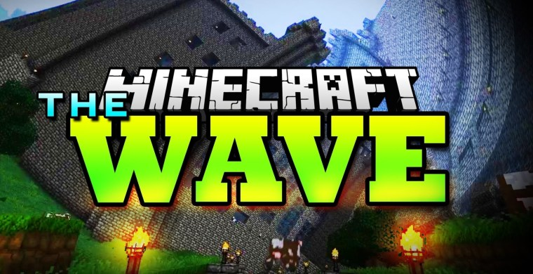 The Wave Shader for Minecraft 1.12.2/1.11.2/1.10.2