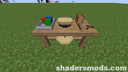Decocraft Mod for Minecraft 1 12 2/1 11 2 | Shaders Mods