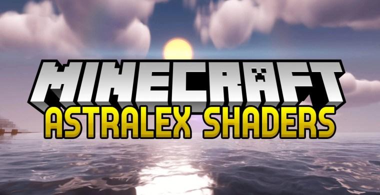 AstraLex Shaders for Minecraft 1.17.1