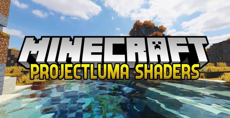 ProjectLUMA Shaders for Minecraft 1.17.1