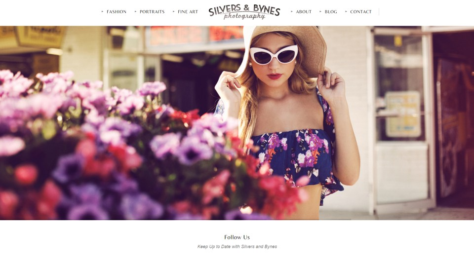 Silvers & Bynes Photography Homepage