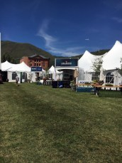 Shade Lounge at Aspen Food and Wine Classic