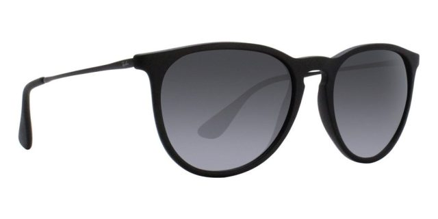RAY BAN ERIKA BLACK SUNGLASSES RB 4171 622/8G
