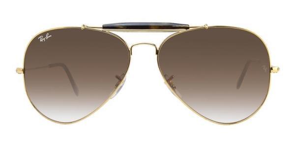 Ray-Ban Outdoorsman Aviator Sunglasses