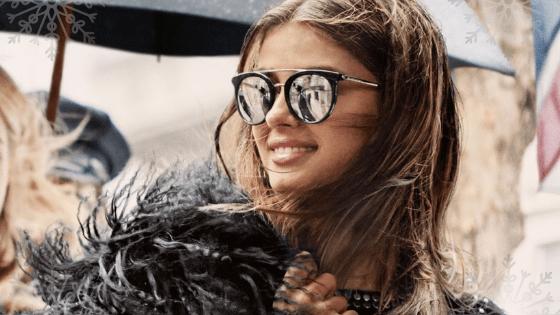 Michale Kors Double-Bridge sunglasses for women