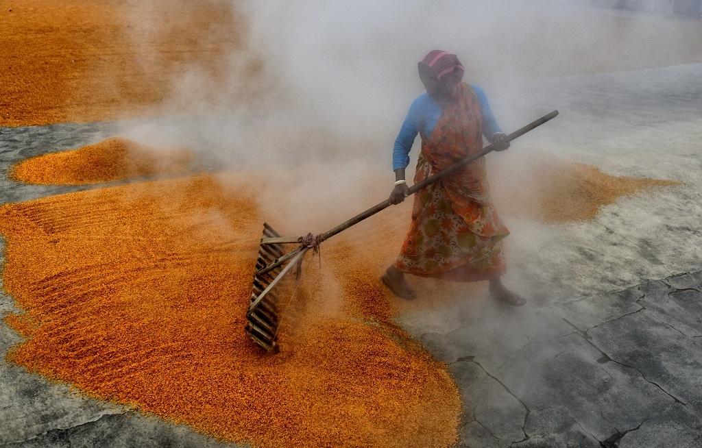 Work in steam by Avishek Das