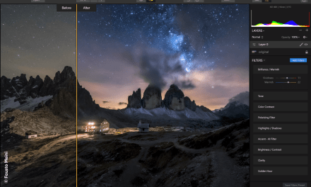 SKYLUM LUMINAR 2018 is here for MAC and PC