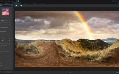 Cyberlink Photo Director 365 Sky Replacement Tool