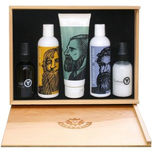 Father's Day Beardsley In The Box Beard Care Gift Set