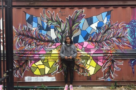 Azzara Amoy Christie: The UAL Graduate With Wings