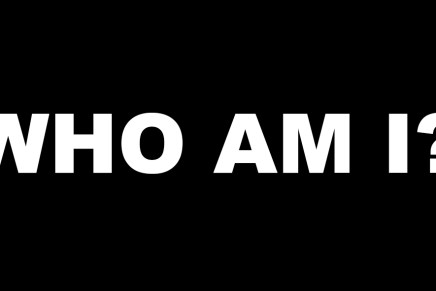 WHO AM I? CHAPTER ONE.
