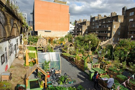 Transient Social Environments: Temporary Urban and Interior Interventions