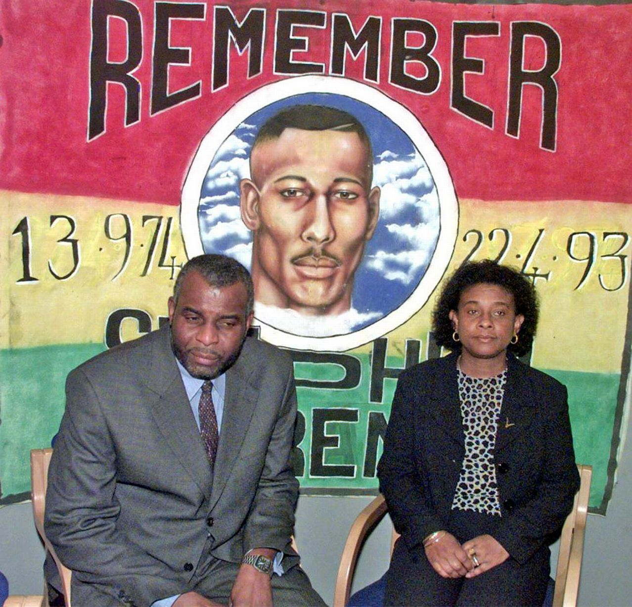 A report of the murder of stephen lawrence