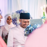 Rombongan Nikah ke Sugeh Village Country House