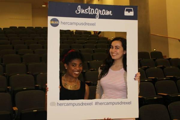 HC Drexel Women In Journalism