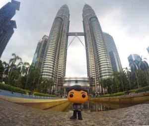 Kuala Lumpur Petronas Tower