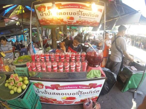 Strawberry Yogurt Chatuchak