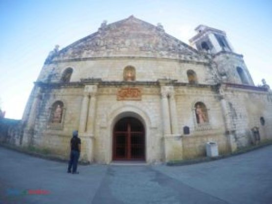San Joaquin Church.