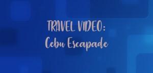 Travel Video Cebu