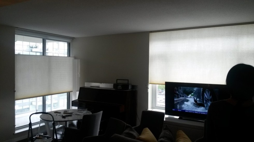 Olympic Village Window Blinds