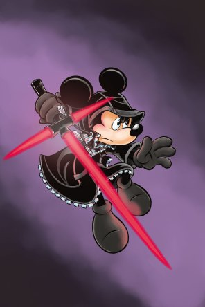 Star Wars The Force Awakens Crossguard Lightsaber Mickey Mouse Organization XIII Kingdom Hearts
