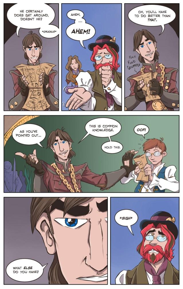 webcomics | Shadowbinders #428