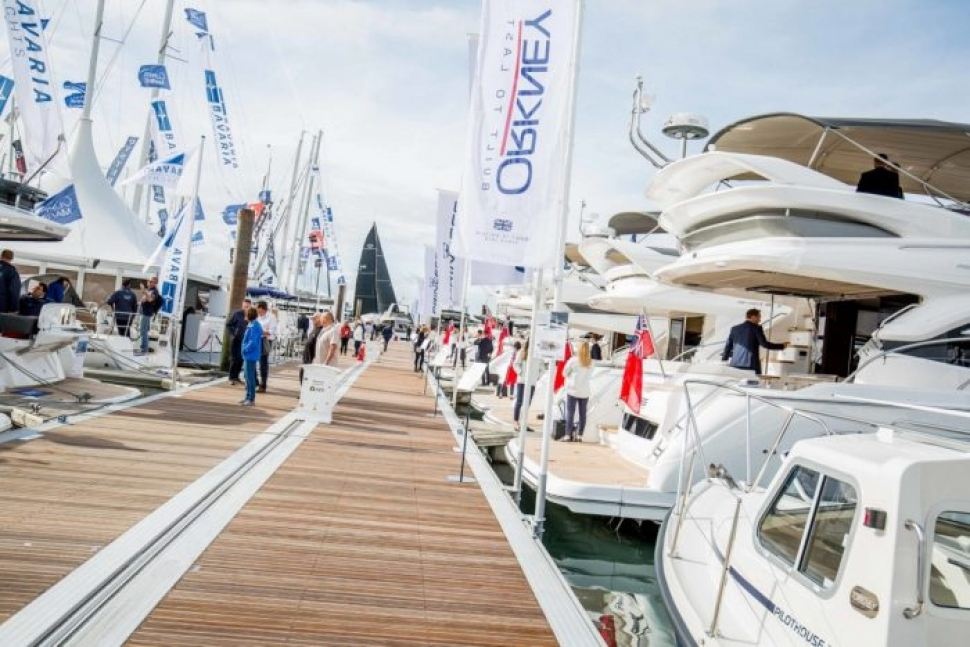 Southampton International Boat Show 2021