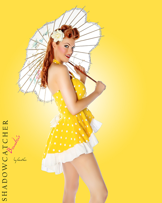 Vintage Pin-Up Calendar Girl Photography makes a comeback! San Diego Pin-Up Calendar Girl Photography (2/6)