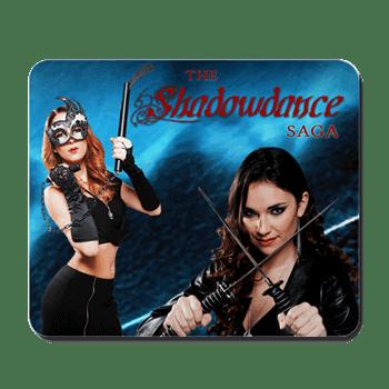 """Shadowdance"" saga mousepad"