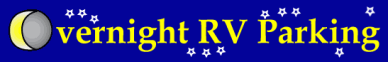 Link to Overnight RV Parking