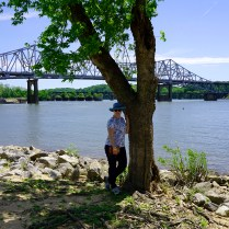 On the Tennessee River