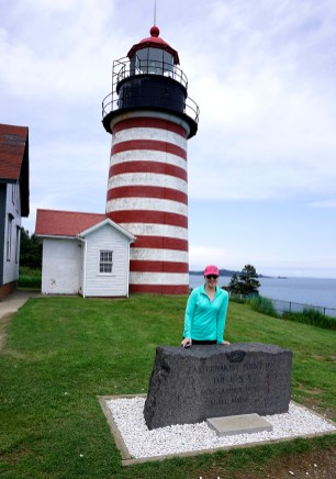 West Quoddy Lighthouse the Easternmost place in the US