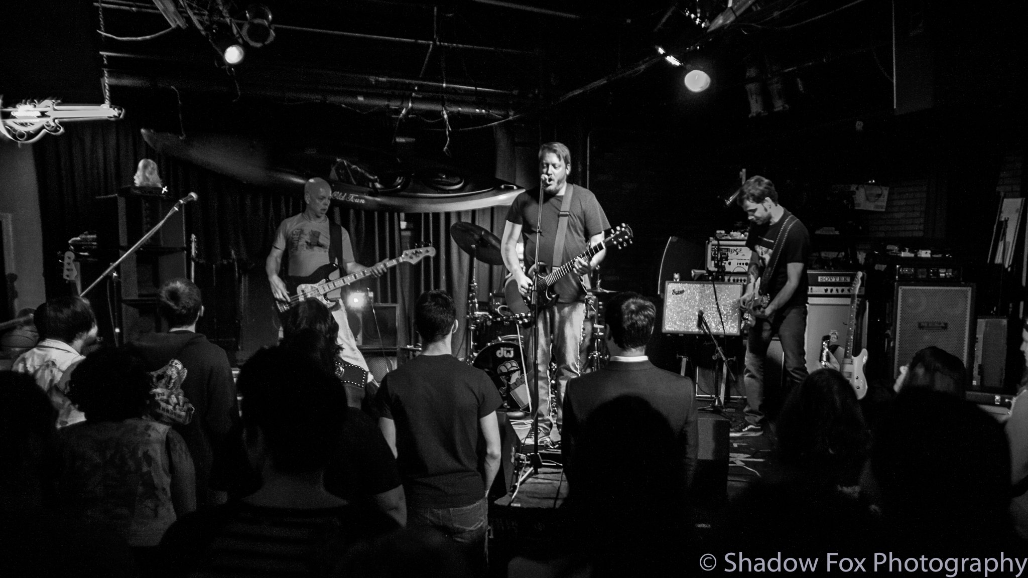 Knubby playing at 404's CD release show at Spicoli's in Waterloo, Iowa