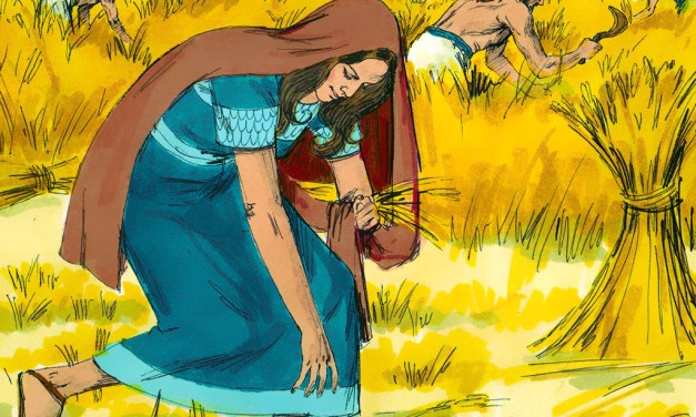 God's Ultimate Makeover: Ruth