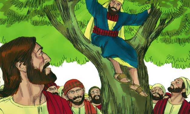 God's Ultimate Makeover: Zaccheus
