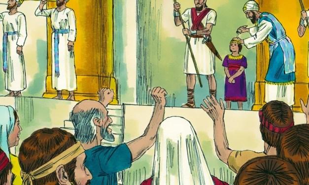 God's Ultimate Makeover: King Josiah
