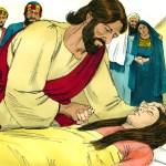Extreme Savior! Jesus Gives Extreme Healing: Jairus's Daughter