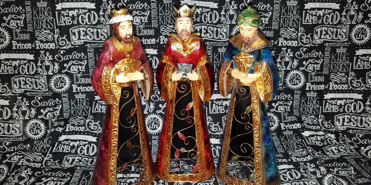 This is Why I Keep My Wise Men Up All Year Long…