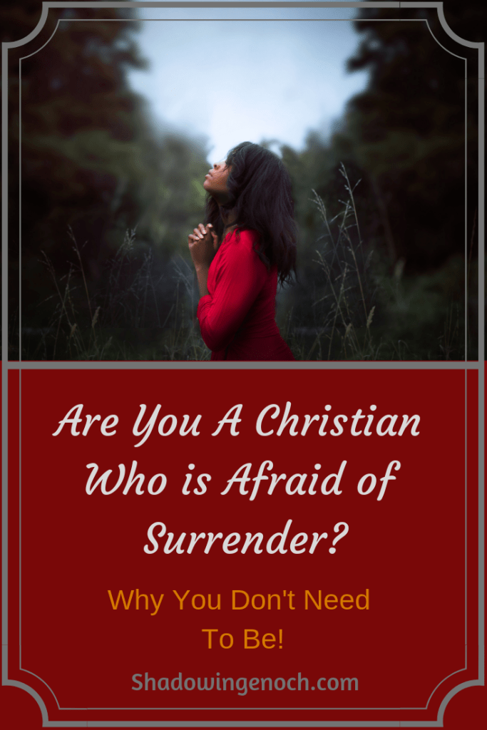 Are You a Christian who is afraid of Surrender? | Christian Life | Faith | Giving everything to Jesus | Abundant Life | Why you should surrender to Jesus | Making Jesus Lord of your Life | Salvation