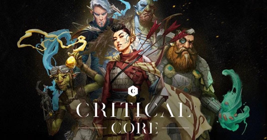 Portada del juego Critical Core