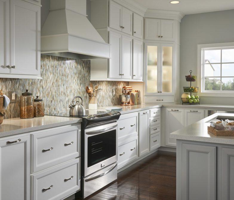 Americam Woodmark Kitchen
