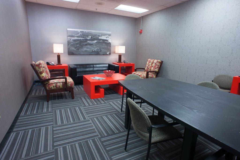 shadowlight client lounge