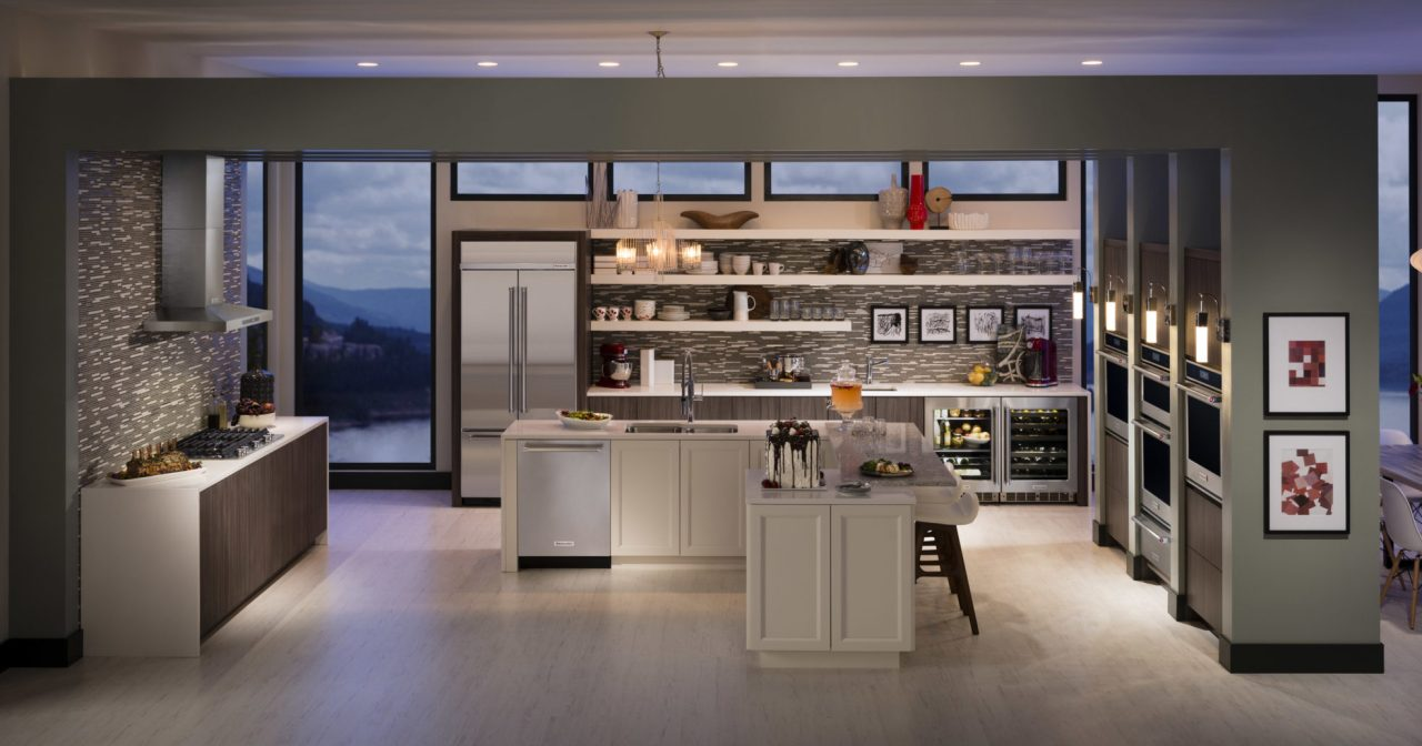 Kitchenaid Kitchens