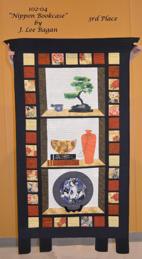 102-04 Nippon Bookcase