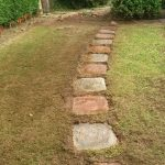 stepping stones after