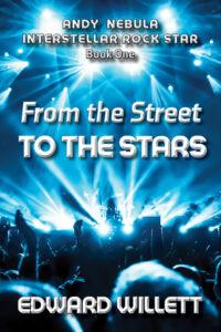 Cover art for Andy Nebula: Interstellar Rock Star
