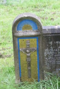 Found in Streatham Cemetery on a visit in 2013. ©Carole Tyrrell